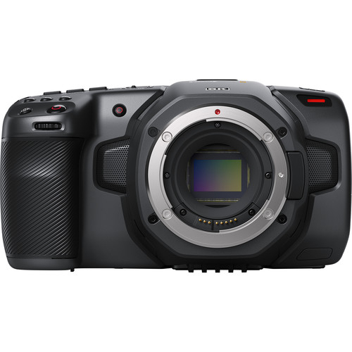 Blackmagic Design Pocket Cinema Camera 6K (Canon EF) 0