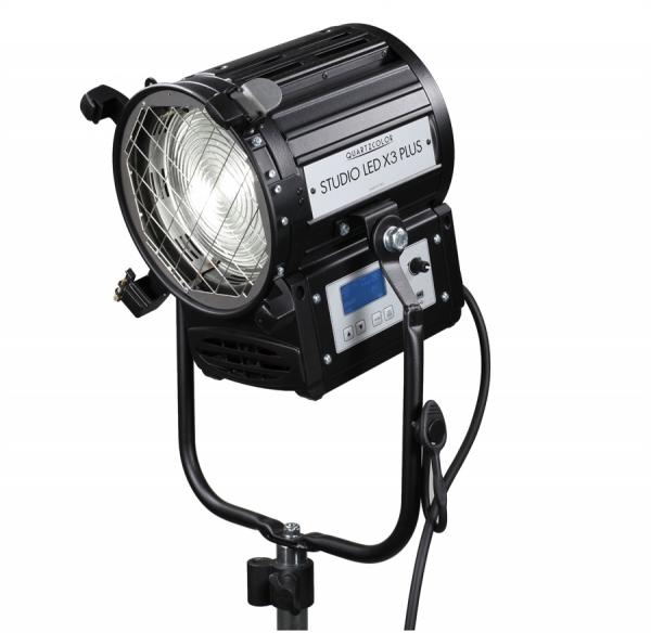 Quartzcolor Sursa de iluminare Tungsten LED Studio X3 Plus 0