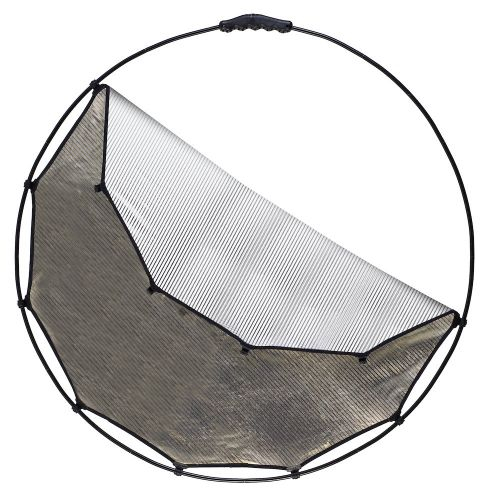 Lastolite Kit Reflector HaloCompact Sunlite/SoftSilver 82cm [0]
