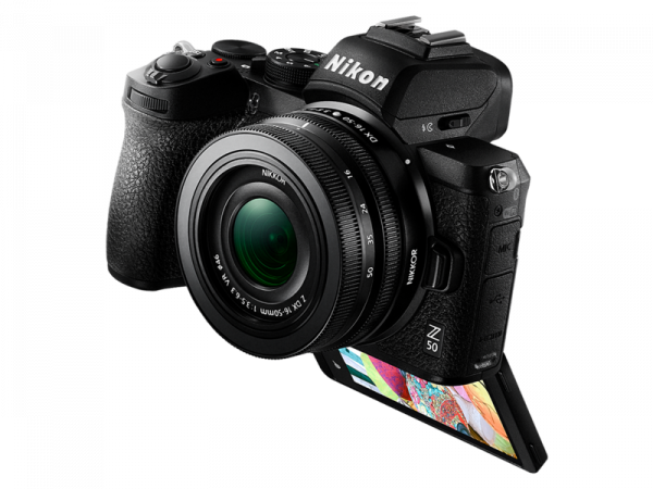 Nikon Z50 Aparat Foto Mirrorless 21MP Kit cu Obiectiv Nikkor Z DX 16-50mm f/3.5-6.3 VR 9