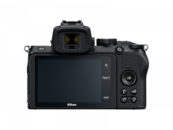 Nikon Z50 Aparat Foto Mirrorless 21MP Kit cu Obiectiv Nikkor Z DX 16-50mm f/3.5-6.3 VR 1