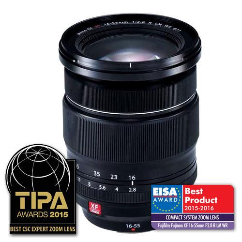 Fujifilm XF Obiectiv Foto Mirrorless 16-55 mm f2.8 R LM WR [0]