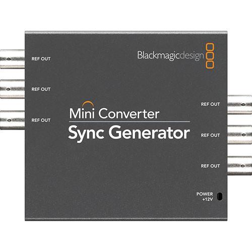 Blackmagic Design Sync Generator [1]