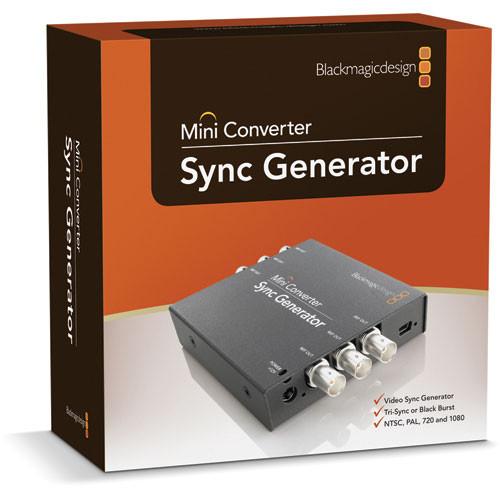 Blackmagic Design Sync Generator [3]