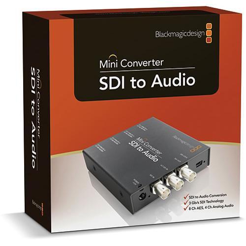 Blackmagic Design SDI la Audio Mini Convertor [3]