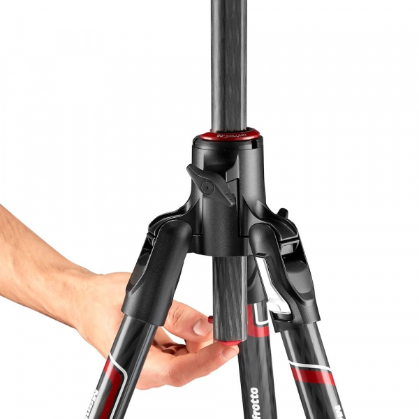 Manfrotto Trepied Foto Befree Advanced GT XPRO Carbon [12]