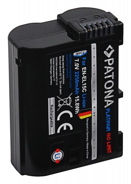 Patona Platinum EN-EL15C acumulator pentru Nikon Z [3]