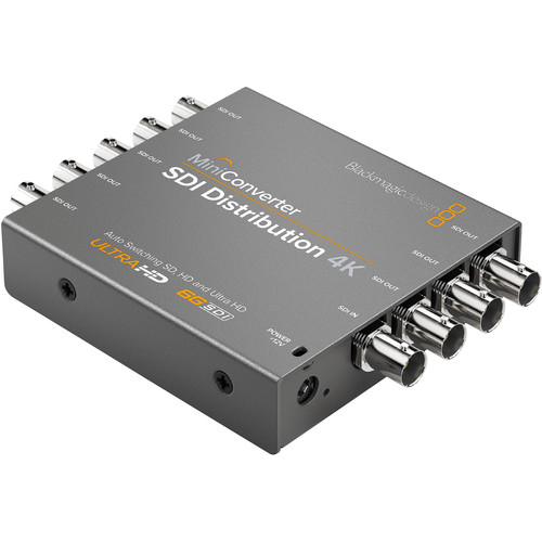 Blackmagic Design Mini Convertor SDI Distributie 4K [0]