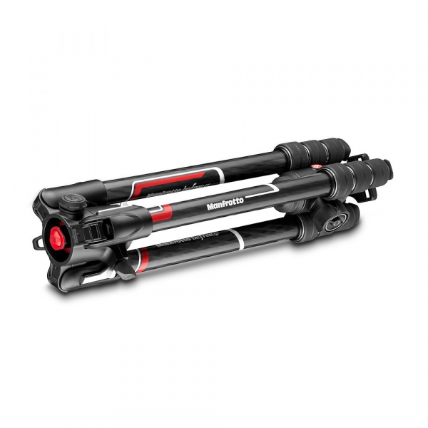 Manfrotto Befree GT XPRO Trepied Foto Carbon 13