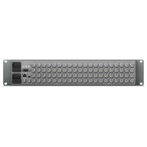 Blackmagic, Design, Smart, Videohub, 40 x 40, 6G-SDI, router, VHUBSMART6G4040 1
