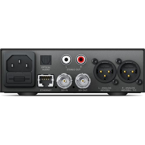 Blackmagic Design Teranex Mini SDI la Audio 12G Convertor [1]