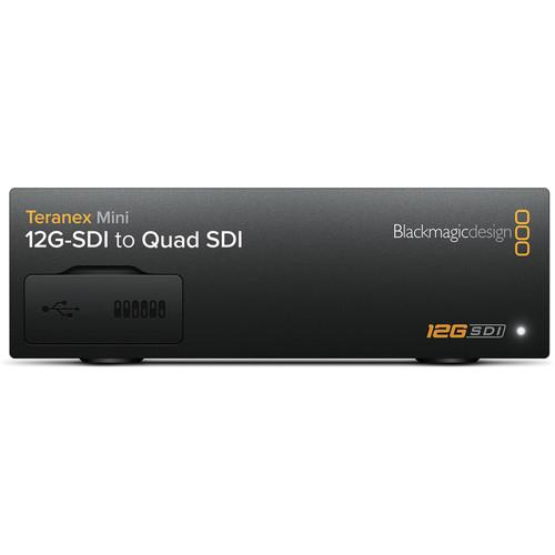 Blackmagic Design Teranex Mini - 12G-SDI in Quad SDI Convertor [1]