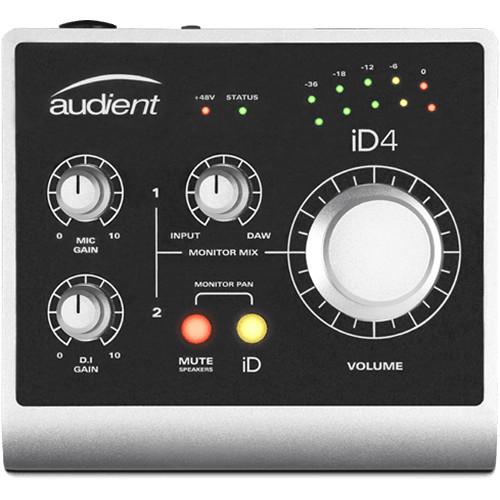 Audient iD4 USB interfata audio high performance [2]