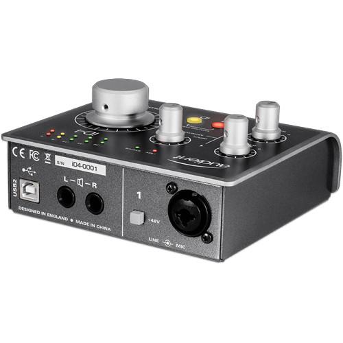 Audient iD4 USB interfata audio high performance [4]