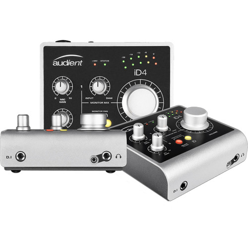 Audient iD4 USB interfata audio high performance [6]