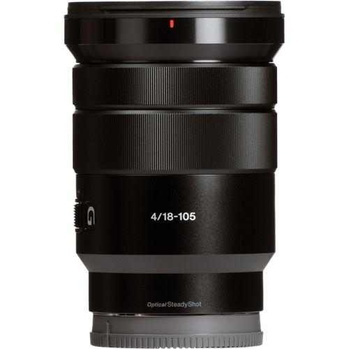 Sony E PZ 18-105mm f/4 G OSS Obiectiv APS-C [3]