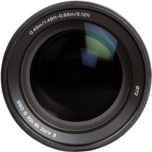 Sony E PZ 18-105mm f/4 G OSS Obiectiv APS-C [4]