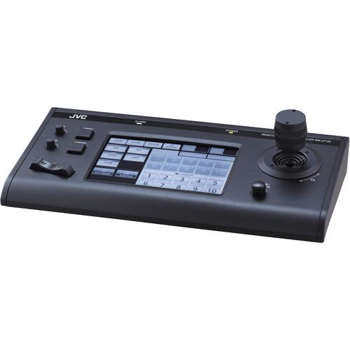 JVC RM-LP100 telecomanda PTZ control camera prin IP 0
