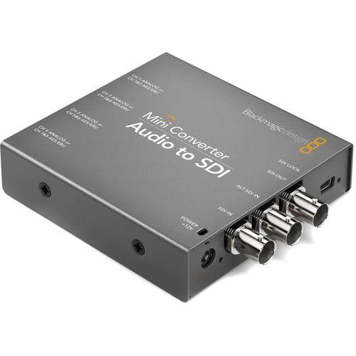 Blackmagic Design Mini Convertor Audio la SDI [0]