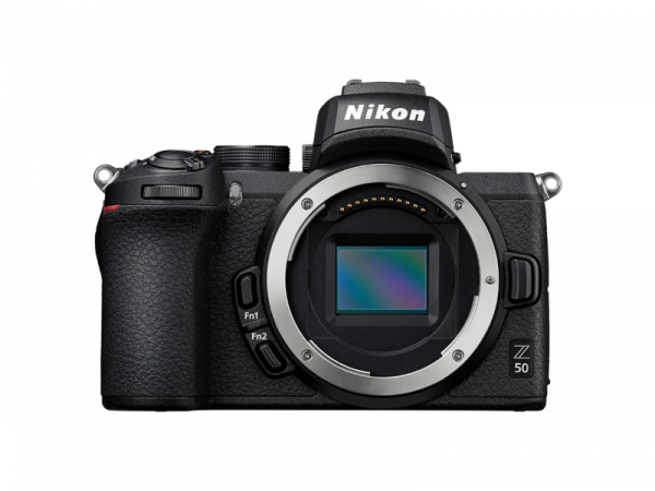 Nikon Z50 Aparat Foto Mirrorless 21MP Kit cu Obiectiv Nikkor Z DX 16-50mm f/3.5-6.3 VR 12