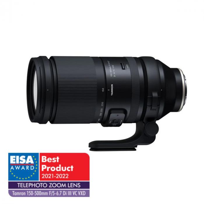 Tamron 150-500mm F5-6.7 Di III VC VXD Sony E-mount Obiectiv Foto Mirrorless [0]