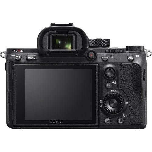 Sony Body Aparat Foto Mirrorless A7R III 42MP Full Frame 4K 1