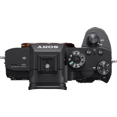 Sony Body Aparat Foto Mirrorless A7R III 42MP Full Frame 4K 2