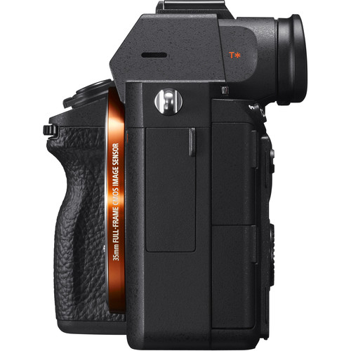 Sony Body Aparat Foto Mirrorless A7R III 42MP Full Frame 4K 3