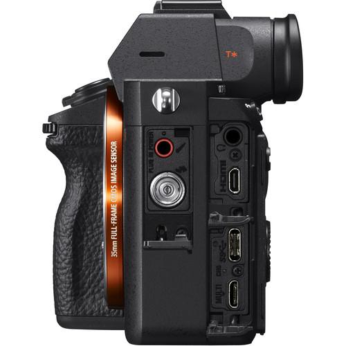 Sony Body Aparat Foto Mirrorless A7R III 42MP Full Frame 4K 4