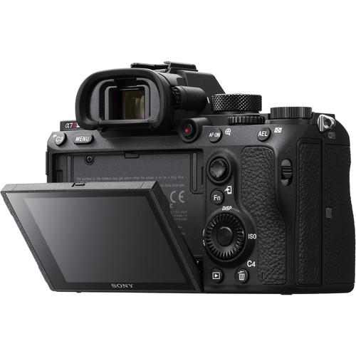 Sony Body Aparat Foto Mirrorless A7R III 42MP Full Frame 4K 6