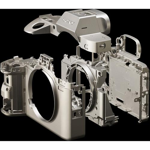 Sony Body Aparat Foto Mirrorless A7R III 42MP Full Frame 4K 7