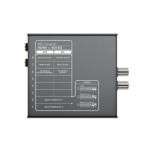 Blackmagic Design HDMI la SDI 6G Mini Convertor [1]