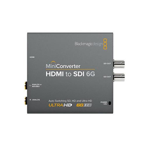 Blackmagic Design HDMI la SDI 6G Mini Convertor [2]