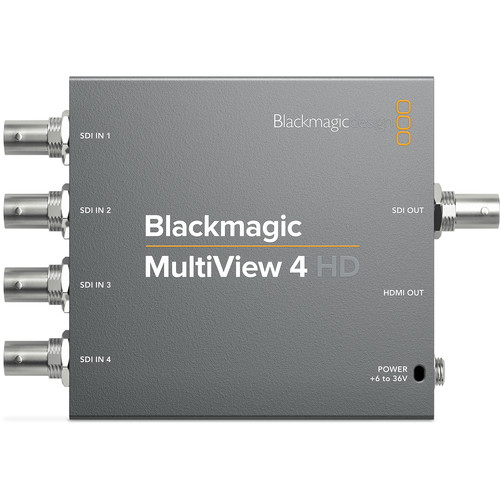 Blackmagic Design MultiView 4 HD 1