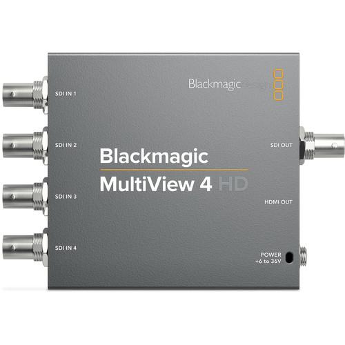 Blackmagic Design MultiView 4 HD [1]