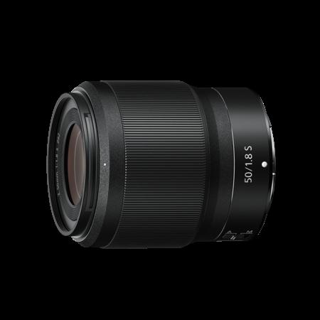 Nikon NIKKOR Z 50mm Obiectiv Foto Mirrorless f1.8 S 2