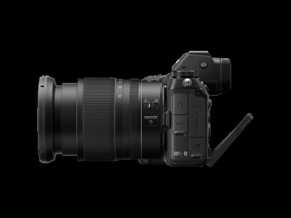 Kit Nikon Z6 Aparat Foto Mirrorless 24.5MP + Obiectiv Nikkor Z 24-70mm f4 S 6