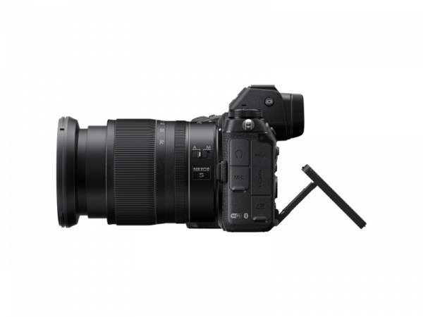 Kit Nikon Z6 Mirrorless 24.5MP + FTZ + Obiectiv Nikkor Z 24-70mm 14