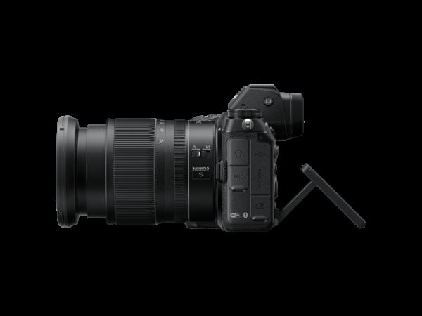 Kit Nikon Z6 Aparat Foto Mirrorless 24.5MP + Obiectiv Nikkor Z 24-70mm f4 S 5