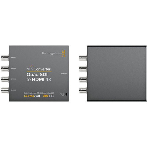 Blackmagic Design Mini Convertor Quad SDI la HDMI 4K [1]