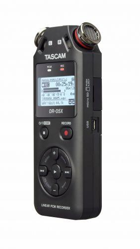 Tascam DR-05X Recorder stereo 1