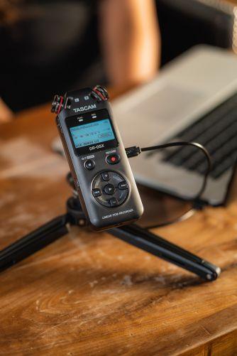 Tascam DR-05X Recorder stereo 2