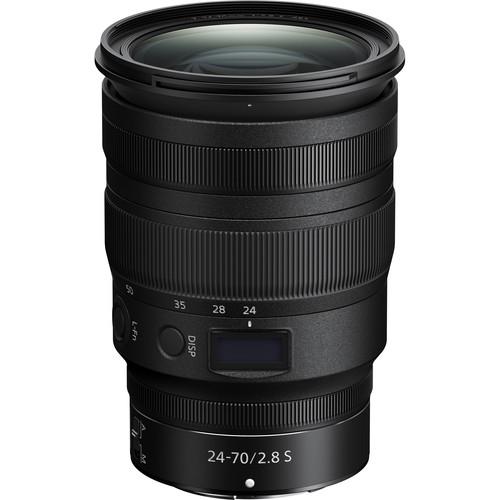 Nikon NIKKOR Z 24-70mm Obiectiv Foto Mirrorless f2.8 S [0]