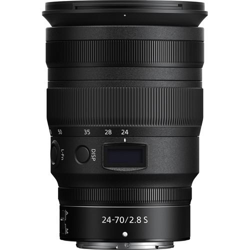 Nikon NIKKOR Z 24-70mm Obiectiv Foto Mirrorless f2.8 S [3]