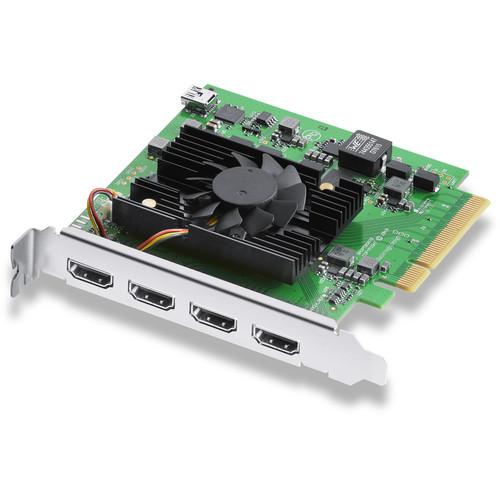 Placa de captura Blackmagic Design DeckLink Quad HDMI [0]