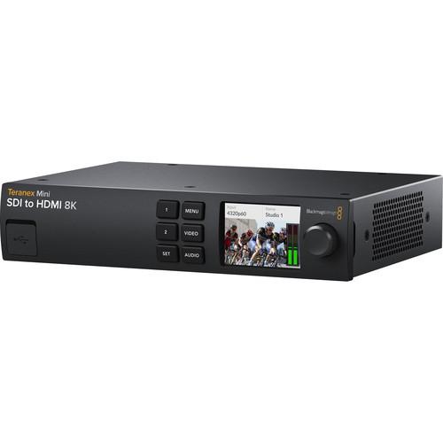 Blackmagic Design Teranex Mini SDI to HDMI 8K convertor si solutie de monitorizare CONVN8TRM/AA/SDIH [0]