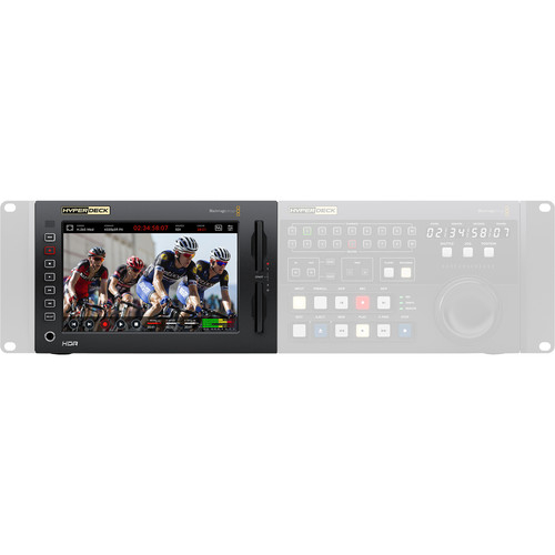 Blackmagic Design HyperDeck Extreme 8K HDR Recorder productie video mixer inregistrare HYPERD/RSTEX8KHDR 0