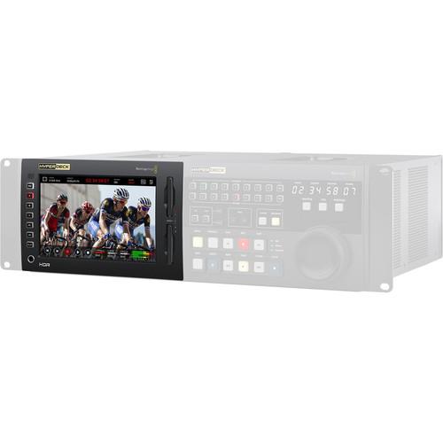Blackmagic Design HyperDeck Extreme 8K HDR Recorder productie video mixer inregistrare HYPERD/RSTEX8KHDR 2