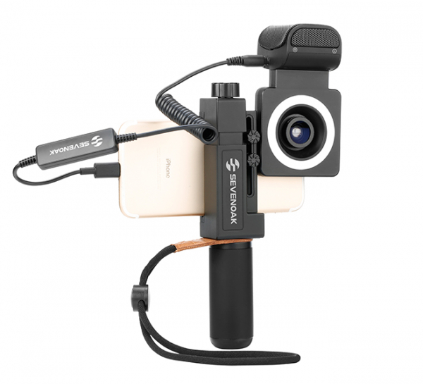 Sevenoak SmartCine Kit Vlogging All-in-One 3