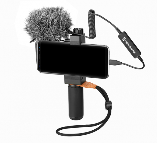 Sevenoak SmartCine Kit Vlogging All-in-One 4